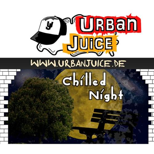 Urban Juice Chilled Night Tabak Liquid 10 ml