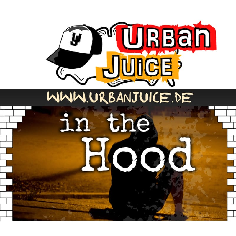 Urban Juice In the Hood Liquid 10 ml – Bild 1