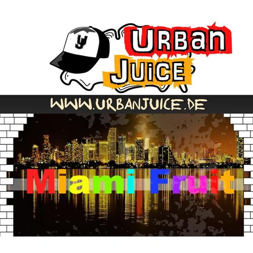 Urban Juice Miami Fruit Liquid 10 ml
