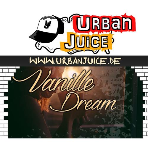 Urban Juice Vanille Dream Liquid 10 ml
