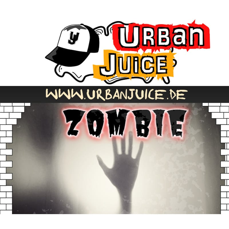 Urban Juice Zombie Liquid 10 ml – Bild 1