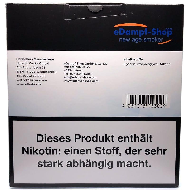 eDampf-Shop Basen Bundle 1000 ml 1.5 mg by Ultrabio – Bild 2