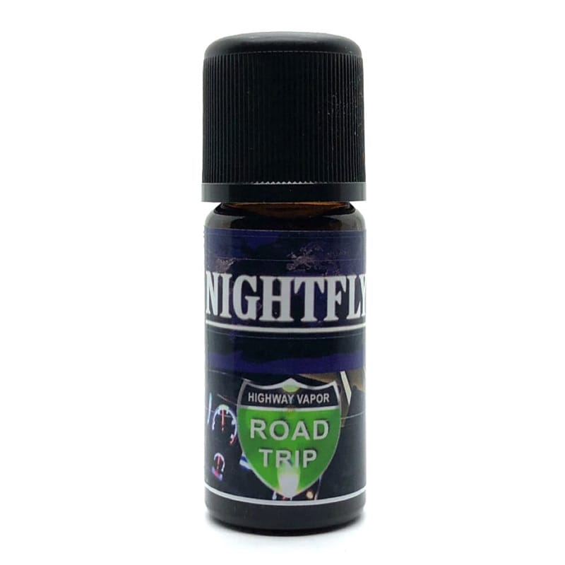 Twisted Road Trip Nightfly Aroma 10 ml – Bild 1