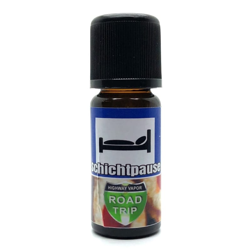 Twisted Road Trip Schichtpause Aroma 10 ml – Bild 1