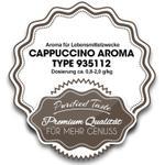 Eisaromen Cappuccino Aroma (935112) 50 ml – Bild 2