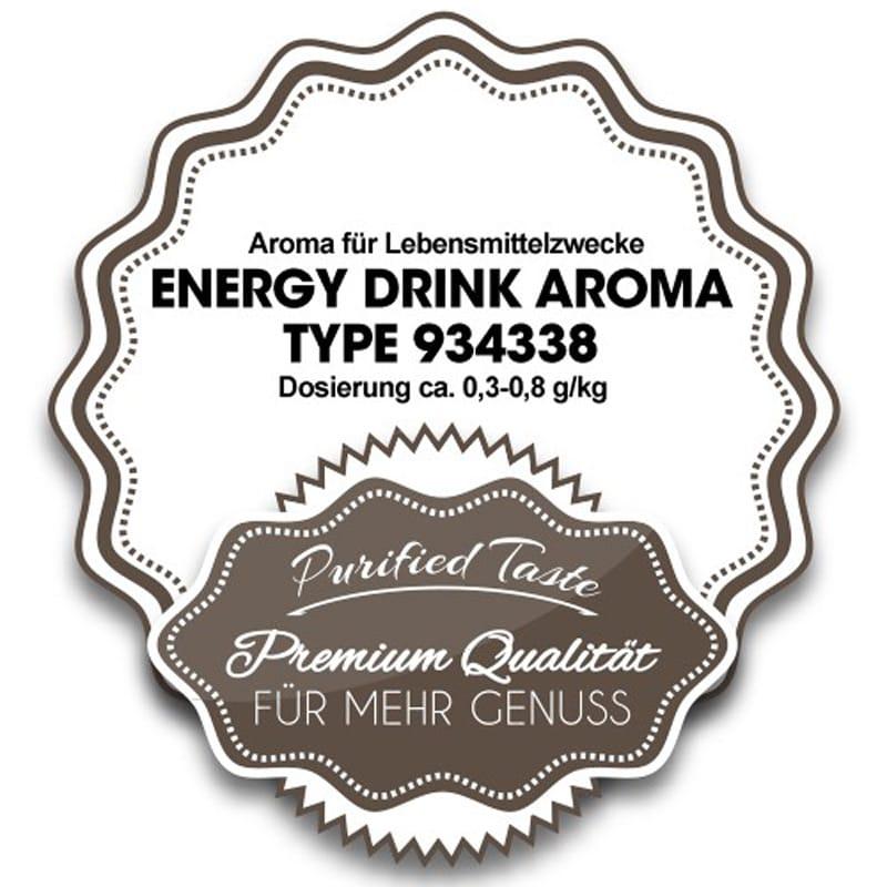 Eisaromen Energy Drink Aroma (934338) 50 ml – Bild 2