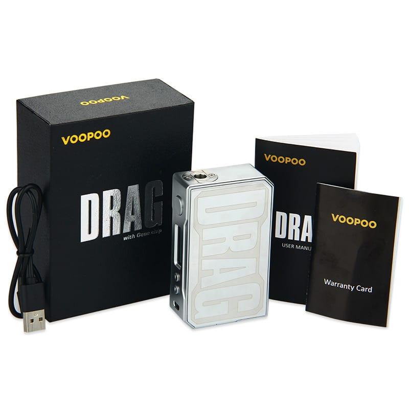 VOOPOO Drag Box Mod 157 Watt – Bild 4