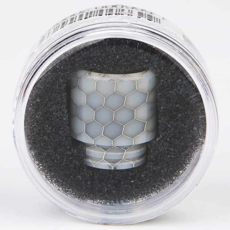 DripTip / Mundstück Blitz Snakeskin Resin 810er – Bild 4