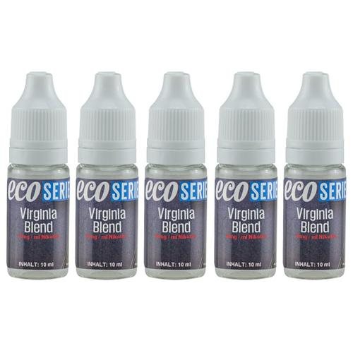CdD ECO Liquid Virginia Blend 5 x 10 ml Sparpack