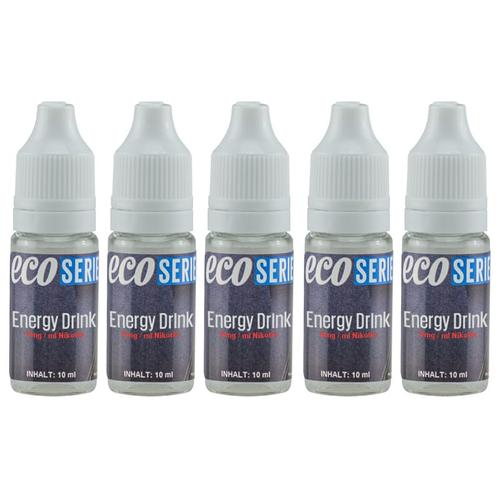 CdD ECO Liquid Energy Drink 5 x 10 ml Sparpack