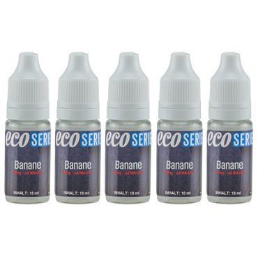 CdD ECO Liquid Banane 5 x 10 ml Sparpack
