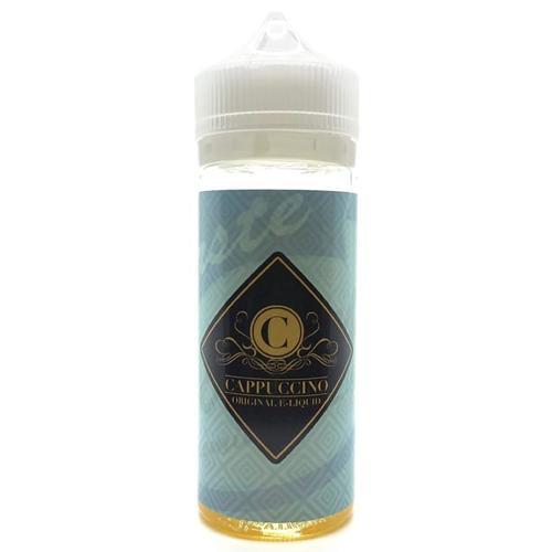 Erste Sahne Cappuccino Retro Shortfill Liquid 100 ml für 120 ml