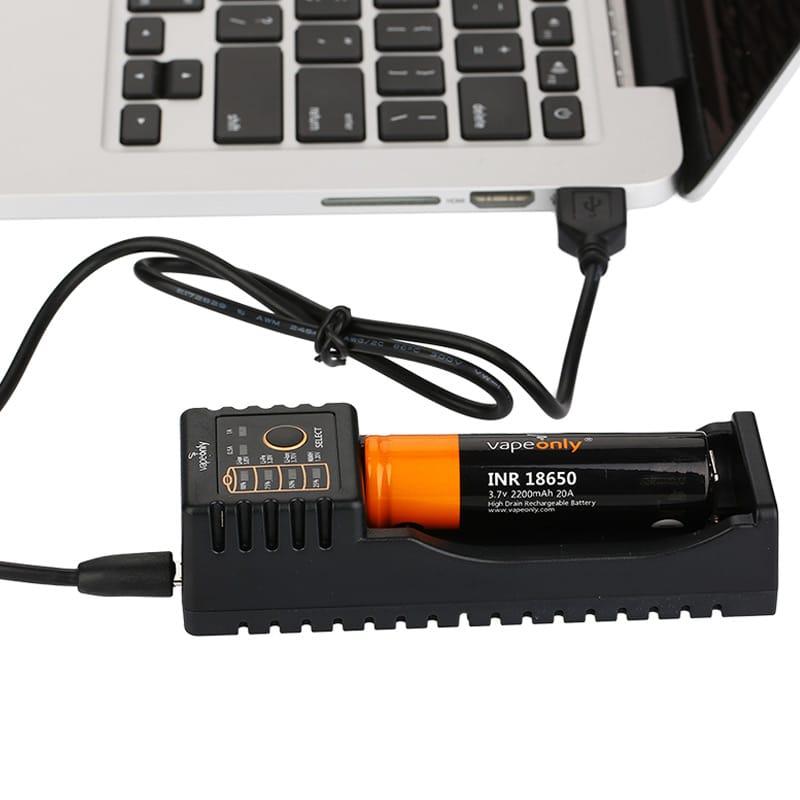 VapeOnly Zen Pipe E-Pfeifen Starterset 2200 mAh 1.2 ml – Bild 8