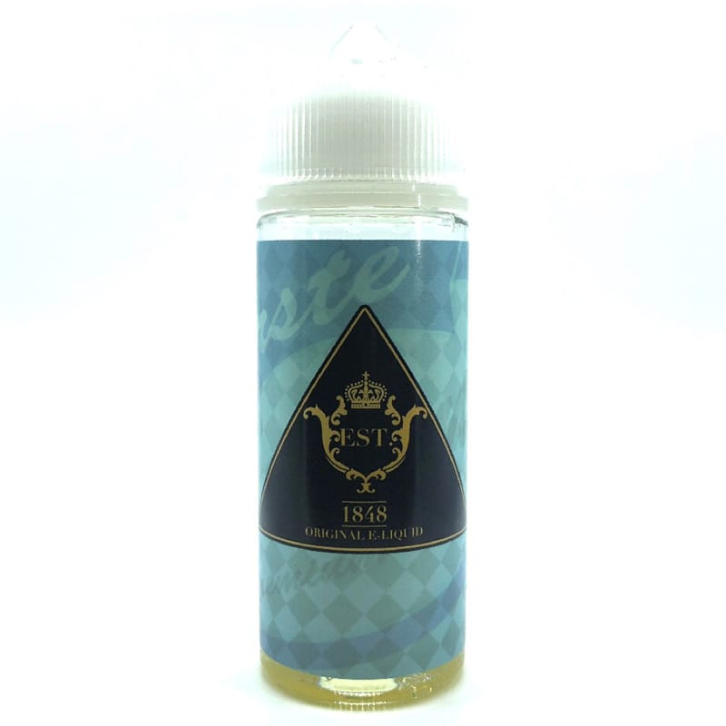Erste Sahne Est. 1848 Retro Shortfill Liquid 100 ml für 120 ml – Bild 1