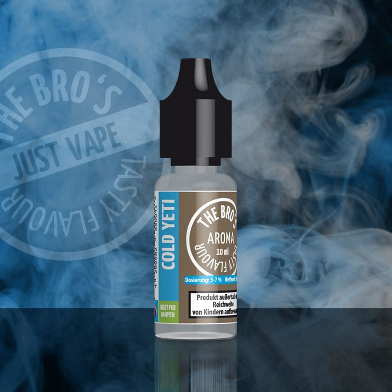 The Bros Cold Yeti Aroma Cold Series 10 ml – Bild 1