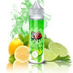 I VG Neon Lime Shake and Vape Liquid 50 ml – Bild 2