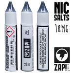 ZAP! Juice Nic Salt (Nikotinsalz) Shot 18 mg 10 ml – Bild 3