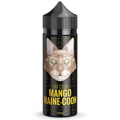 Copy Cat Cat Club Mango Maine-Coon Aroma 10 ml mit 120 ml Mischflasche