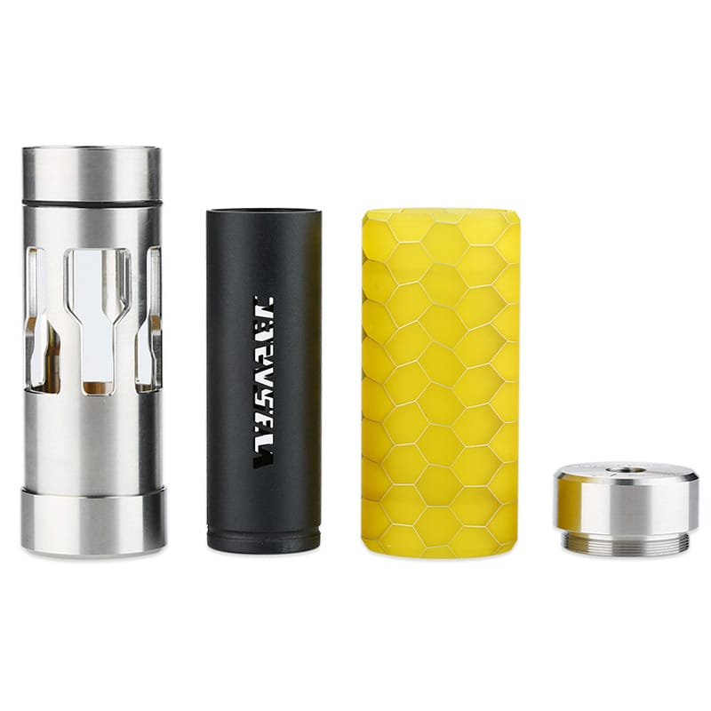 Wismec RX Machina 20700 Mech Kit mit Guillotine RDA – Bild 10