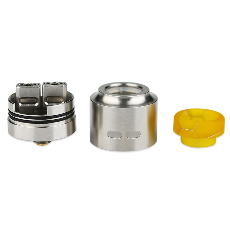 Wismec RX Machina 20700 Mech Kit mit Guillotine RDA – Bild 7