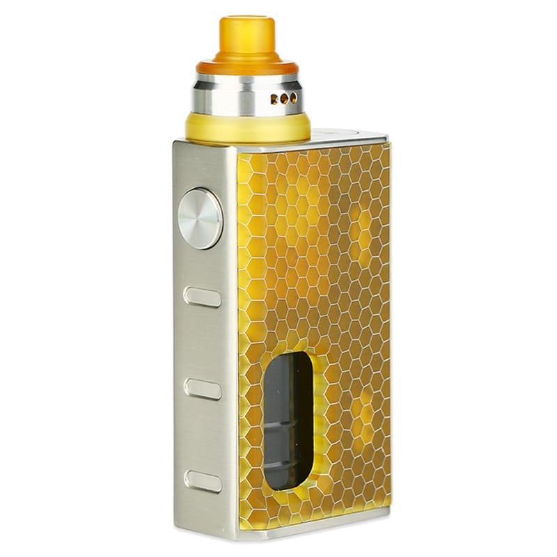 Wismec Luxotic BF Squonk Box Kit mit Tobhino Tröpfelverdampfer – Bild 1