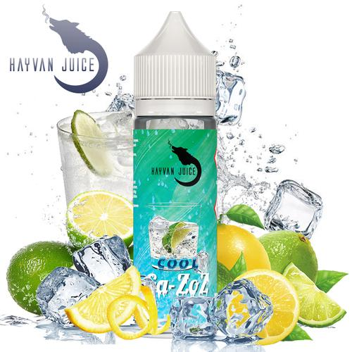 Hayvan Juice Ga-Zoz Cool Longfill Liquid 10 ml für 60 ml
