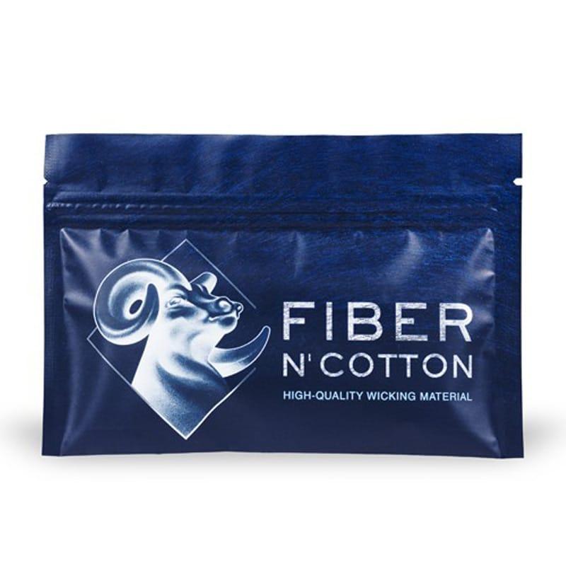 Fiber N Cotton Wickelwatte 10 Gramm – Bild 1