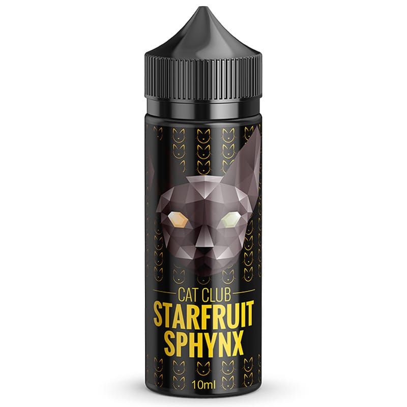 Copy Cat Cat Club Starfruit Sphynx Aroma 10 ml für 120 ml – Bild 1