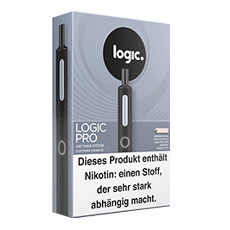 JTI Logic pro Starterset 650 mAh – Bild 2