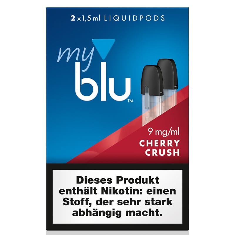 My Blu Cherry Crush Liquidpods 2er Pack – Bild 2