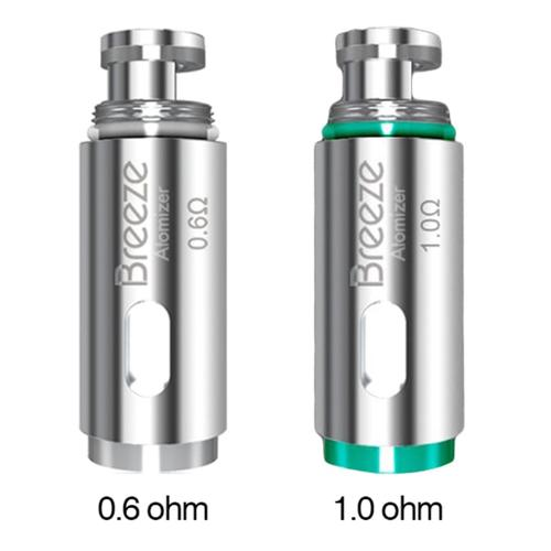 Aspire Breeze / Breeze 2 Verdampferköpfe 5er Pack 0.6 / 1.0 Ohm