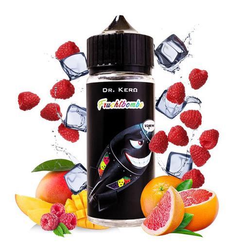 Dr. Kero Fruchtbombe Shortfill Liquid 100 ml für 120 ml