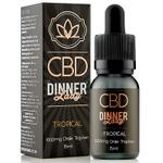 Dinner Lady CBD Oral Drops Tropical 1000 mg 15 ml – Bild 2
