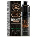 Dinner Lady CBD Liquid Mint Tobacco 500 mg 10 ml - Bild Nummer 2