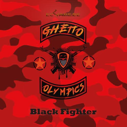 Ghetto Olympics Aroma Black Fighter 10 ml für 60 ml