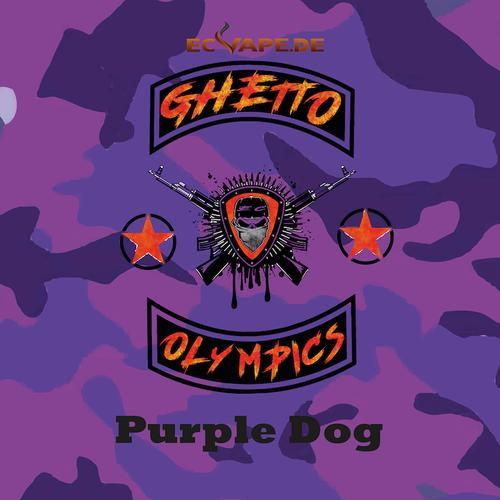 Ghetto Olympics Aroma Purple Dog 10 ml für 60 ml im eDampf-Shop