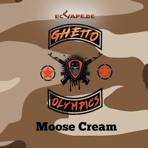 Ghetto Olympics Aroma Moose Cream 10 ml für 60 ml