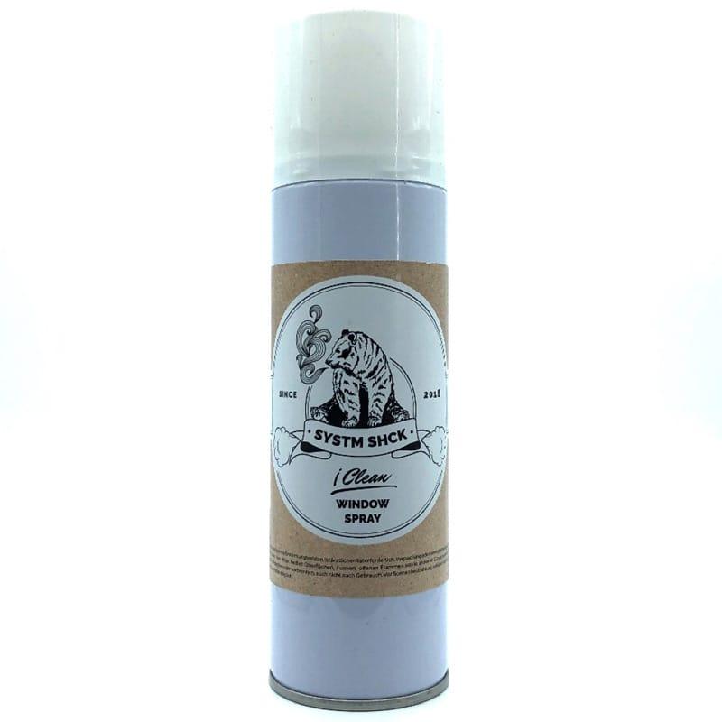 Systm Shck iClean Window Spray 300 ml – Bild 1