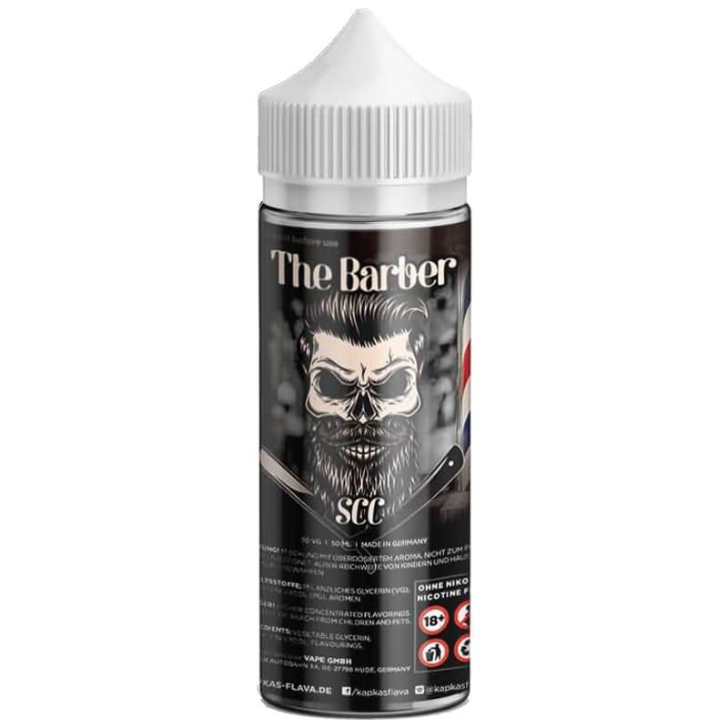 The Barber SCC (Strawberry Coconut Cream) Shortfill Liquid 50 ml für 60 ml – Bild 1