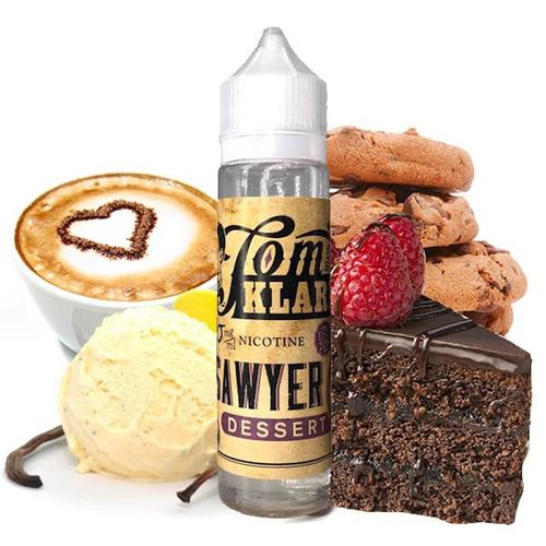 Tom Klark´s Tom Sawyer Dessert Liquid 50 ml für 60 ml 3 mg Bundle im eDampf-Shop