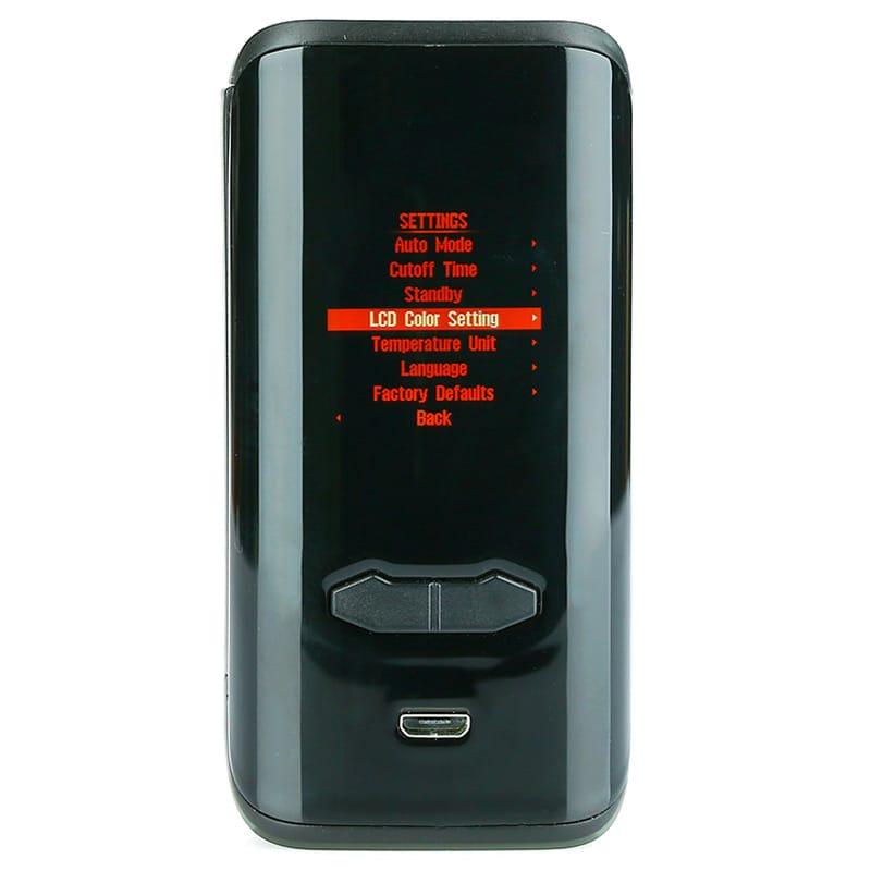 Augvape VX200 Akkuträger 200 Watt – Bild 9