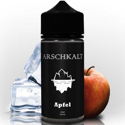 Art of Smoke Arschkalt Apfel Longfill Aroma 20 ml für 100 ml