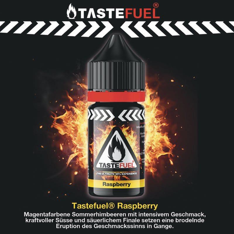 Bang Juice Tastefuel Raspberry MTL Longfill Aroma 10 ml für 30 ml – Bild 2