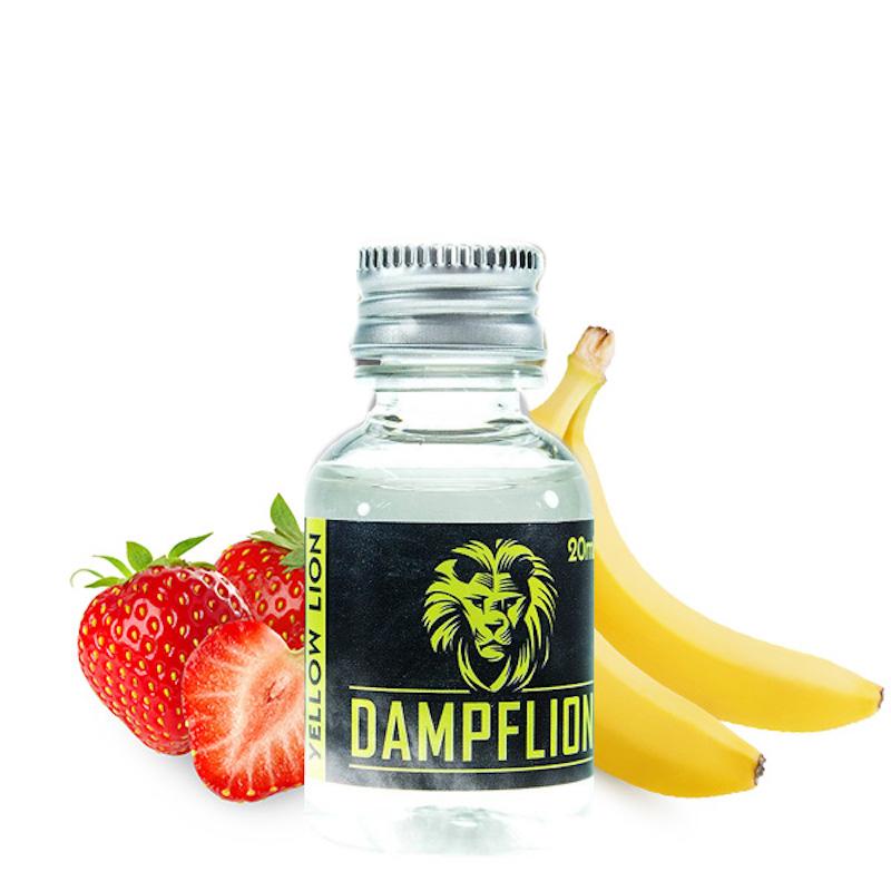 Dampflion Yellow Lion Aroma 20 ml – Bild 1