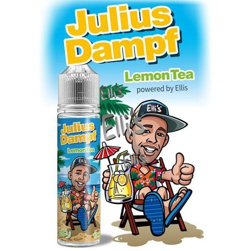 Julius Dampf Lemon Tea Aroma 10 ml für 60 ml