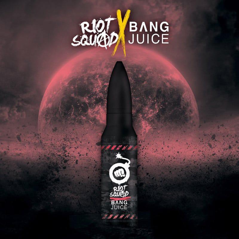 Riot Squad X Bang Juice Wild Berry Fusion Longfill Aroma 15 ml für 60 ml – Bild 2