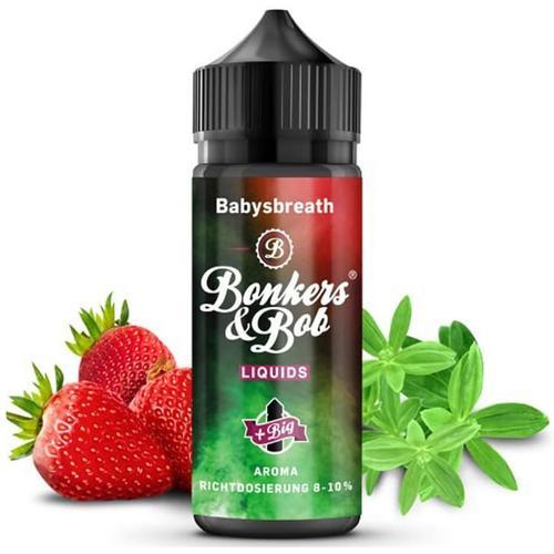 Bonkers & Bob Babysbreath Longfill Aroma 10 ml für 120 ml