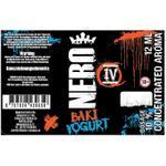 Nero Flavours Baki Yogurt Longfill Aroma 12 ml für 120 ml - Bild Nummer 2