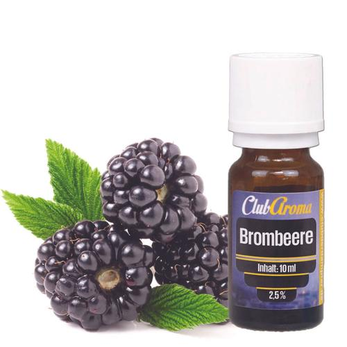 Club der Dampfer Club Aroma Brombeere 10 ml
