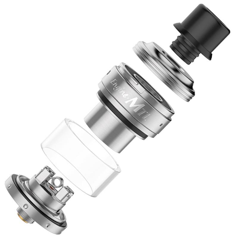 OBS Engine MTL Selbstwickelverdampfer 2 ml – Bild 5